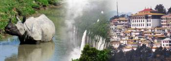 Assam Meghalaya Arunachal Tour 9 Days
