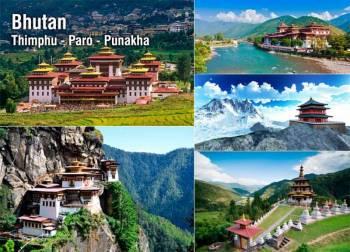 Pristine Bhutan Tour 7 Days