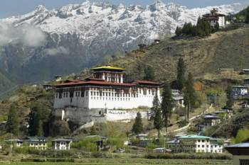 Happiness is a Place - Bhutan Tour 8 Days