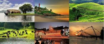 Best of Kerala Tour 7 Days