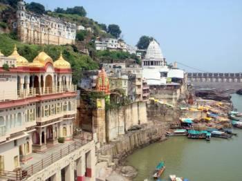 Indore to Ujjain Omkareshwar Darshan Tour
