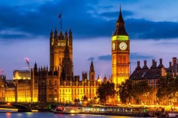 United Kingdom Tour Package 5 Days