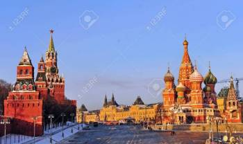 Russia Tour Package 7 Days