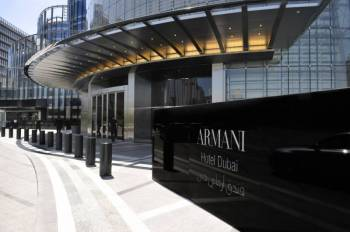 Chic Dubai with Armani and Dusit Thani Tour