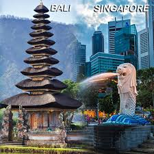 Singapore & Bali Luxury Tour Package 7n8d