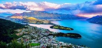 New Zealand Tour Package 7n8d