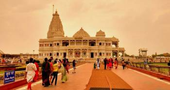 Mathura Vrindavan with Agra Tour