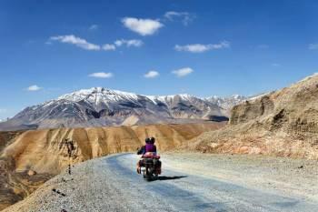 Leh – Alchi – Sangam - Khardong La – Pangong Tour
