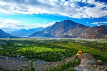 Taru – Nubra Valleytrek Tour