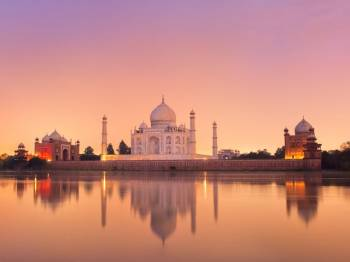 Delhi to Agra and Jaipur 3-Day Golden Triangle Tour by Car