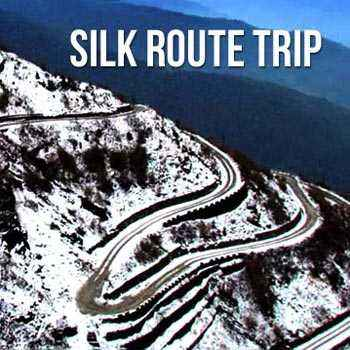 4 Nights 5 Days Silk Route