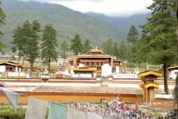 Thimphu with Paro Tour 10 Days