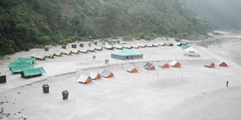 2 Days & 1 Night Rishikesh Rafting and Camping Package