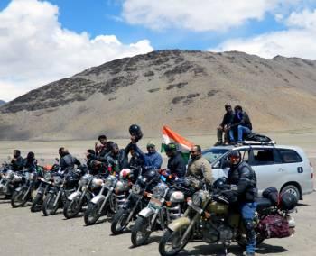 Leh Bike Expedition Tour