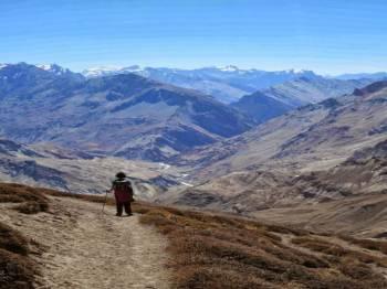 Lamayuru to Chilling Trek
