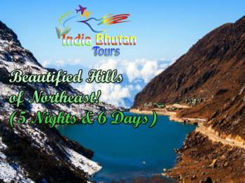 Beautified Hills of Northeast! 5 Nights & 6 Days Tour