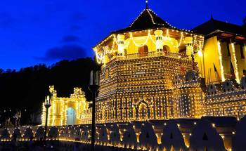 4 Nights / 5 Days Budget Excursion to Sri Lanka for Just Usd 169  for 2 Pax