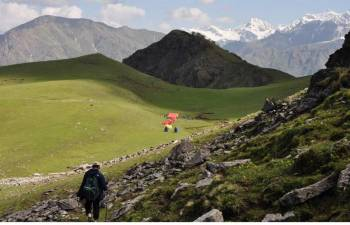 Dyara Bugyal Trek 5 Days Tour