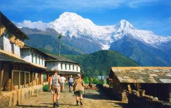 Itinerary of Nepal with muktinath 5 Night 6 Days