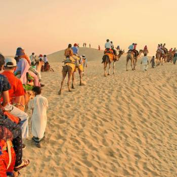 6 Days / 5 Nights Rajasthan Tour
