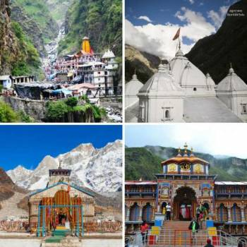Char Dham Yatra 09 Nights / 10 Days