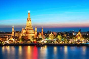 Thailand - the Country of Tropical Beaches -4 Nights 5days Tour