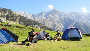 Triund Trekking and Camping Tour