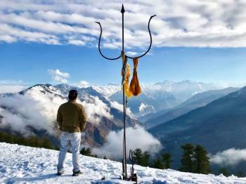 Bijli Mahadev Treking Tour
