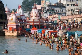 Delhi-Rishikesh-Mussoorie-Delhi (Via. Haridwar) Tour