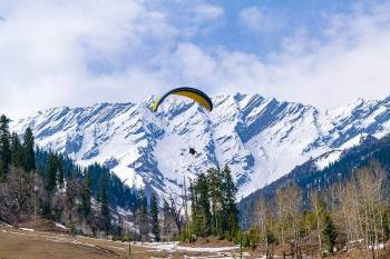 2 Nights/3 Days Sparkle of Manali By Volvo Tour