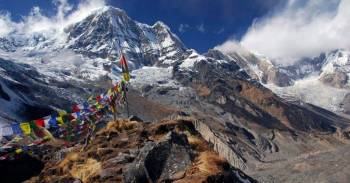 Nepal Trekking - 16 Days Tour