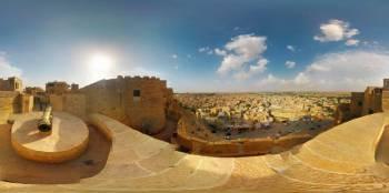 Heritage On the Sand + Rishikesh Rajasthan - 20 Days