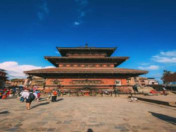 Heritage On the Sand + Nepal Rajasthan and Nepal 20 Days