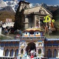 Do Dham Yatra (Yamunotri and Gangotri)Ex Delhi