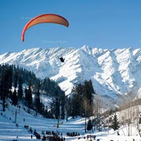 Honeymoon in Manali & Shimla Tour