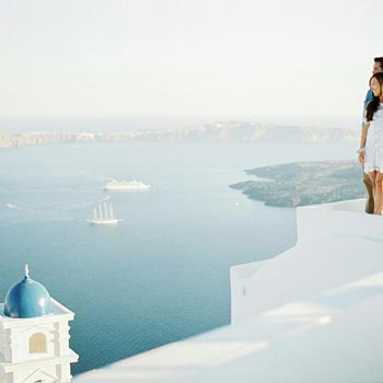 Greece - Athens & Santorini Tour