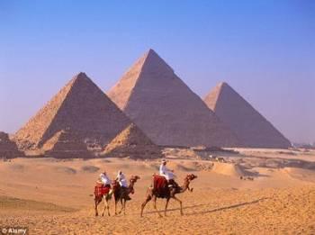 Egypt at A Glance Tour