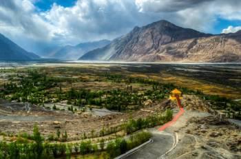 Ladakh & Sham Valley Tour