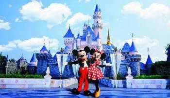 Glamorous Hongkong with Disneyland Tour