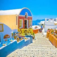 Vacation in Santorini Tour