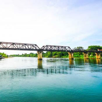 Kanchanaburi, Ayutthaya, And Bangkok Tour