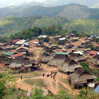 Extreme: Backroads Of Laos Tour
