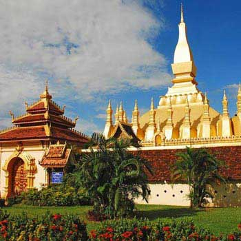 Essential Vientiane And Luang Prabang Tour