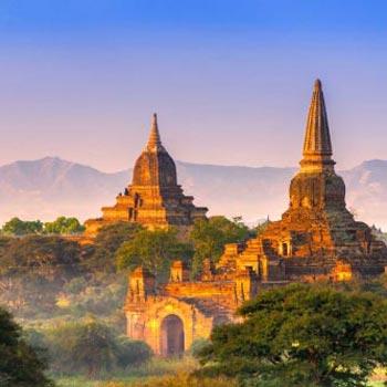 Golden Myanmar Tour
