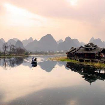 Beijing, Xian, Guilin, Yangtze Cruise, And Shanghai Tour