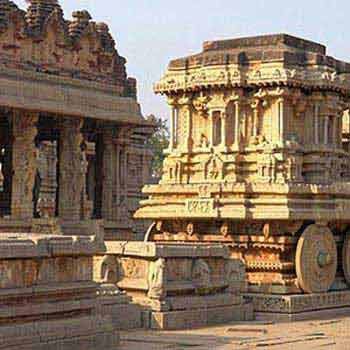 Hampi – Badami – Pattadakal – Aihole Tour