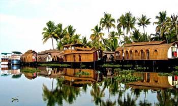 Munnar – Alleppey – Kovalam – Cochin Tour