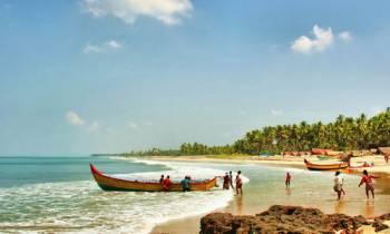 Munnar – Alleppey – Kovalam – Kanyakumari Tour