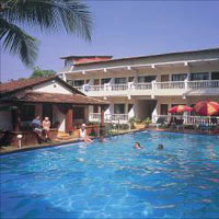 Vo Goa with Estrela Do Mar Beach Resort