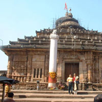 Golden Triangle of Orissa Tour
